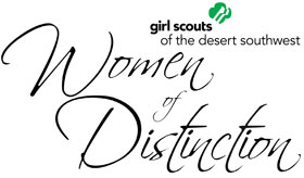 Logo GSDSW Women of Distinction