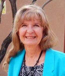 Ellen Saige - Headshot